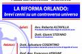 """""""La Riforma Orlando: brevi cenni su un controverso universo"""" – Venerdì 21.09.2018, ore 15 – Auditorium Comunale – CASARANO"""