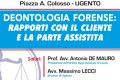 Deontologia forense 8/11/2019, galleria evento